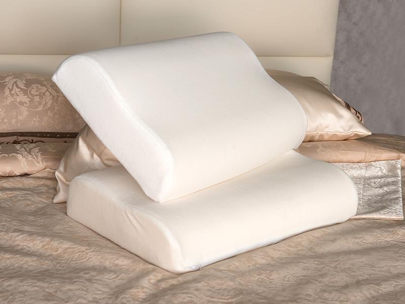 подушка с эффектом памяти варианты