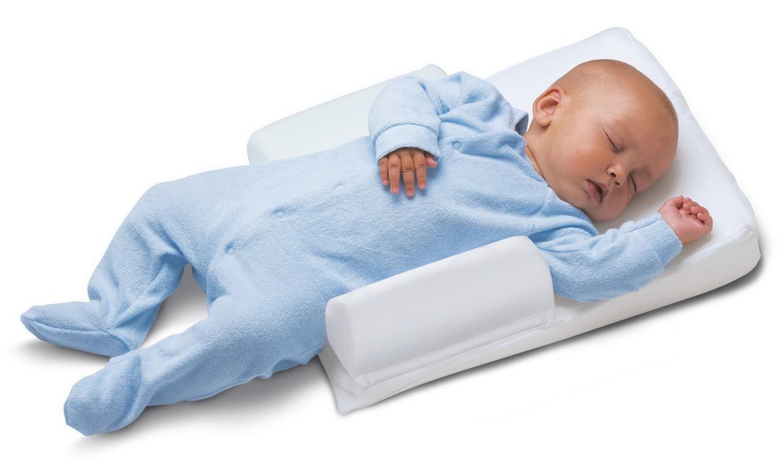 подушка валик детская