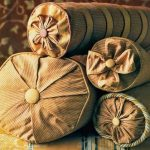 подушка валик фото декор