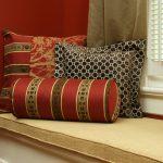 подушка валик фото оформление