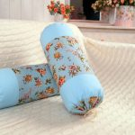 подушка валик идеи декор