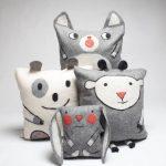 подушки игрушки для детей фото дизайн