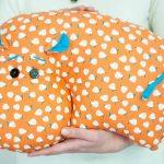 подушки игрушки для детей идеи оформление
