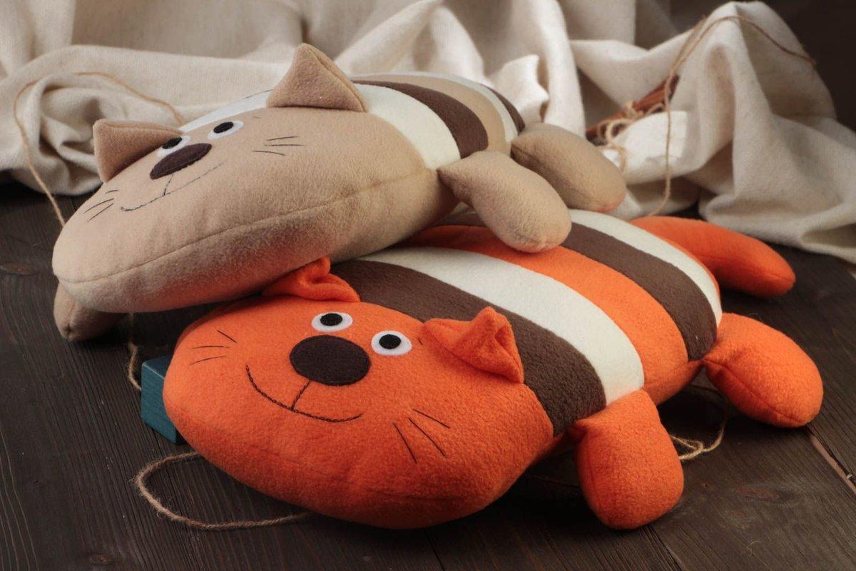 подушки игрушки фото варианты