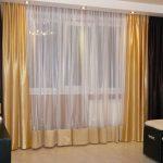 потолочные карнизы для штор и тюли дизайн
