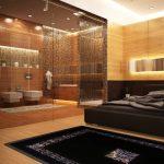 прикроватные классические коврики для спальни дизайн идеи
