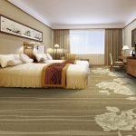 прикроватные классические коврики для спальни фото интерьера