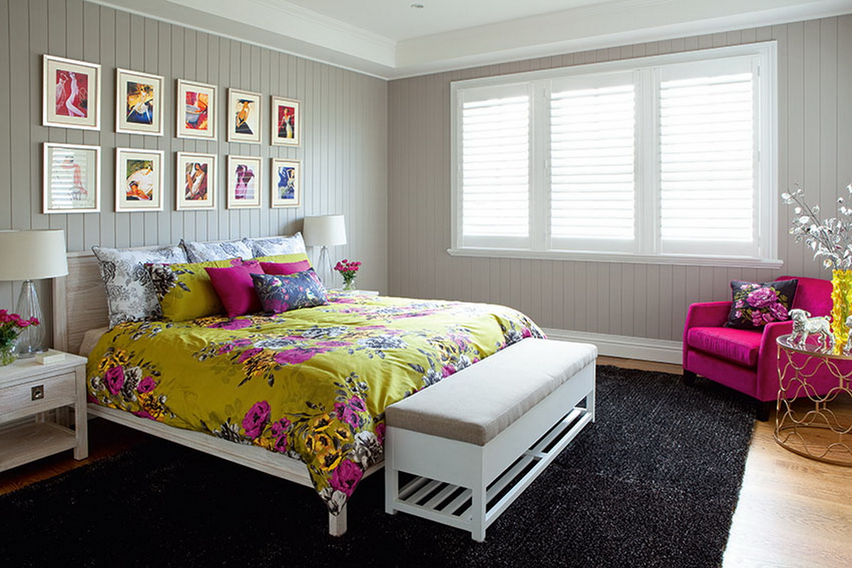 прикроватные классические коврики для спальни идеи обзоры
