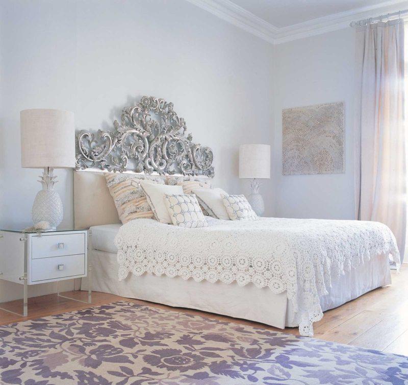 прикроватные классические коврики для спальни фото дизайн
