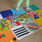 развивающий коврик для детей декор идеи