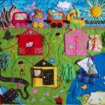 развивающий коврик для детей идеи оформления