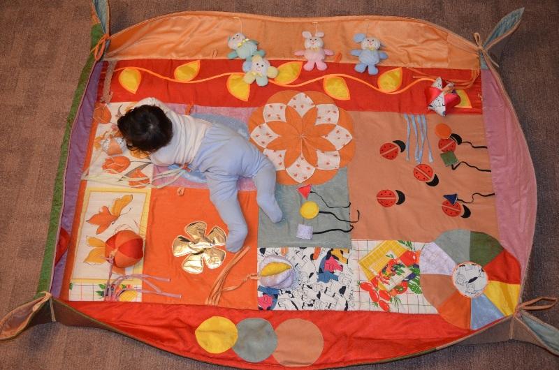 развивающий коврик для детей оформление фото