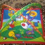 развивающий коврик для детей своими руками декор