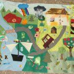 развивающий коврик для детей своими руками дизайн идеи