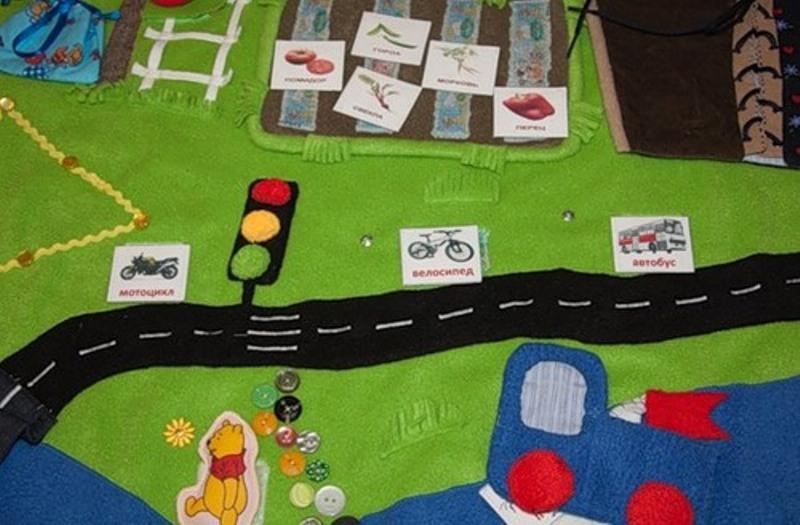 развивающий коврик для детей фото дизайна