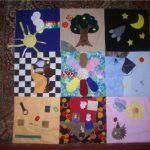 развивающий коврик для детей своими руками идеи фото