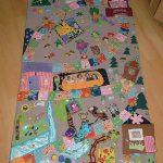 развивающий коврик для детей своими руками виды