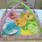 развивающий коврик для детей своими руками виды идеи