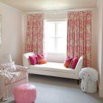 шторы в детскую комнату для девочки декор