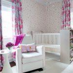 шторы в детскую комнату для девочки фото дизайн