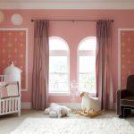 шторы в детскую комнату для девочки идеи обзор