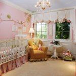 шторы в детскую комнату для девочки идеи вариантов