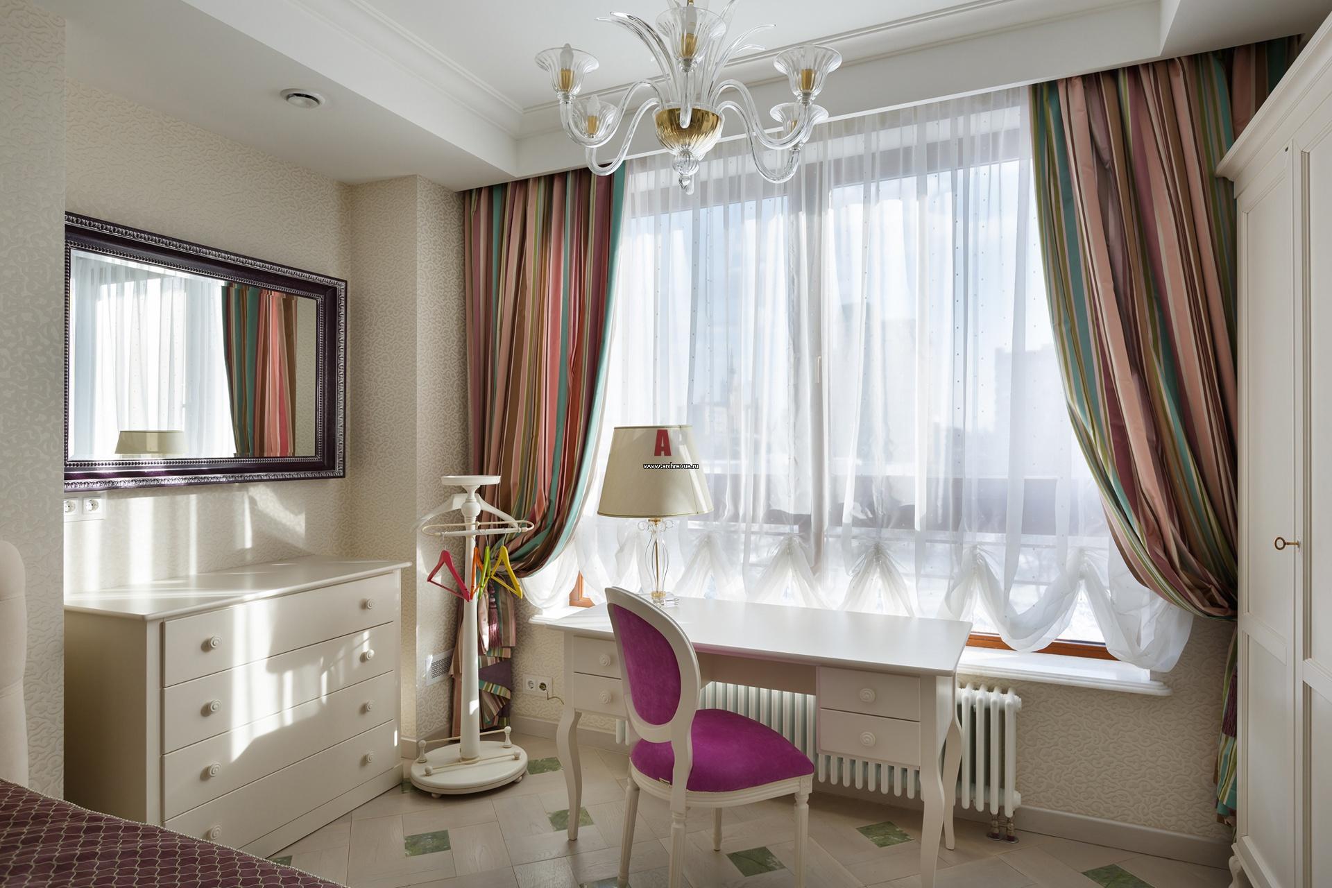 шторы в детскую комнату для девочки идеи видов