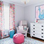 шторы в детскую комнату для девочки варианты фото