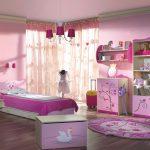 шторы в детскую комнату для девочки виды декора