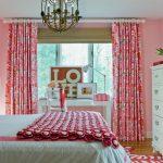 шторы в детскую комнату для девочки идеи