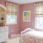 шторы в комнату девочек идеи декор
