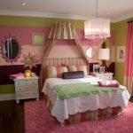 шторы в комнату девочек идеи дизайн