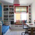 шторы в детскую комнату для мальчика дизайн