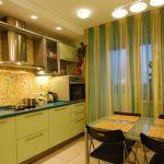 желтые шторы декор идеи