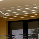 сушилка для белья на балкон идеи дизайн
