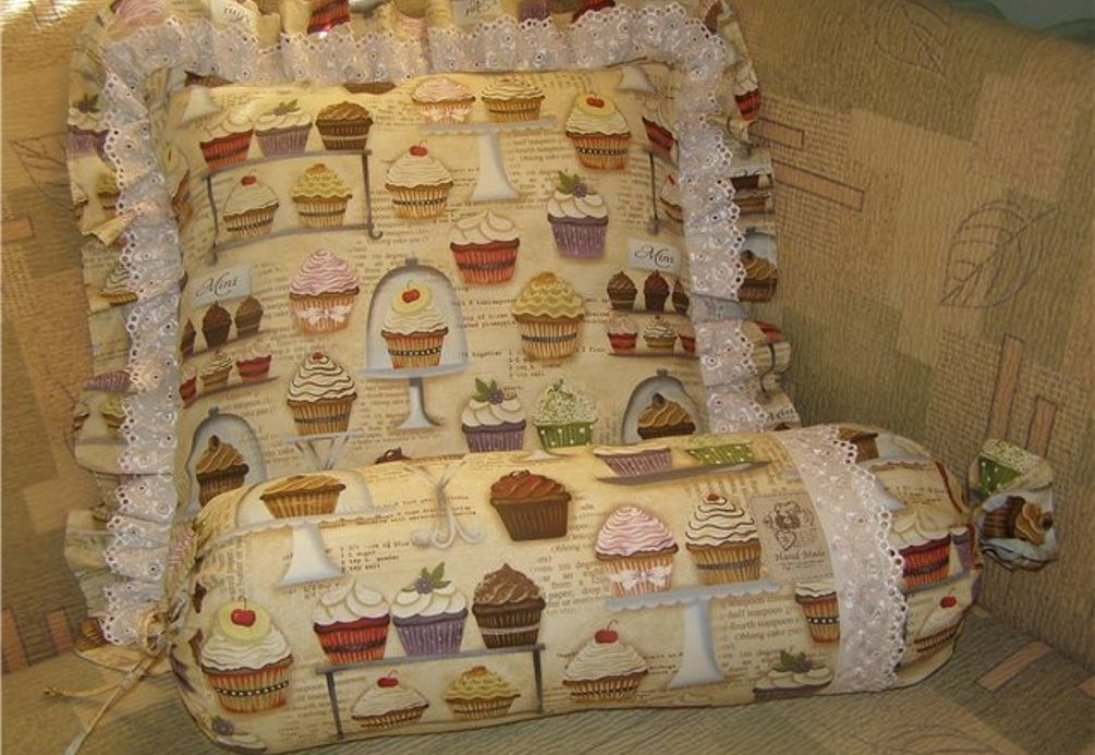 ткань для пошива подушек дизайн идеи