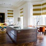 желтые шторы идеи видов
