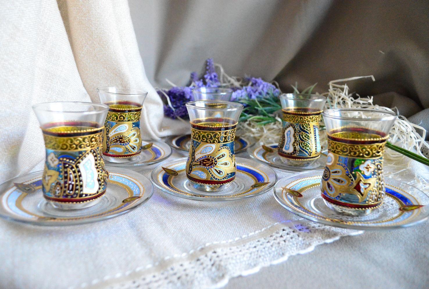 армуды для чая