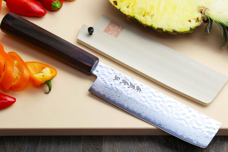 кухонный нож топорик
