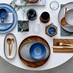 тарелки для сервировки стола