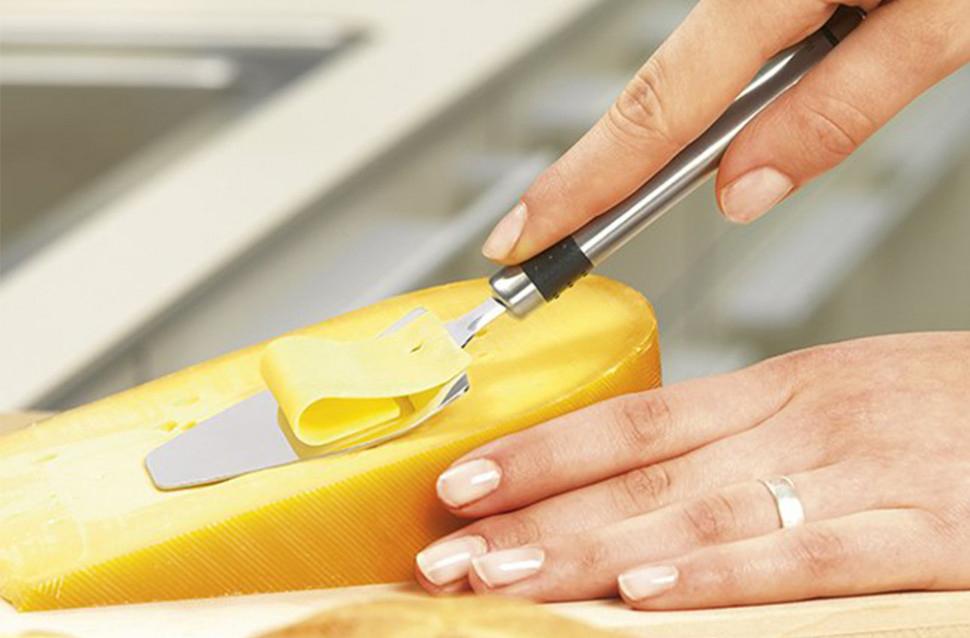 нож рубанок для сыра