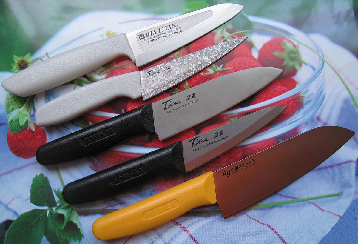 титановые ножи