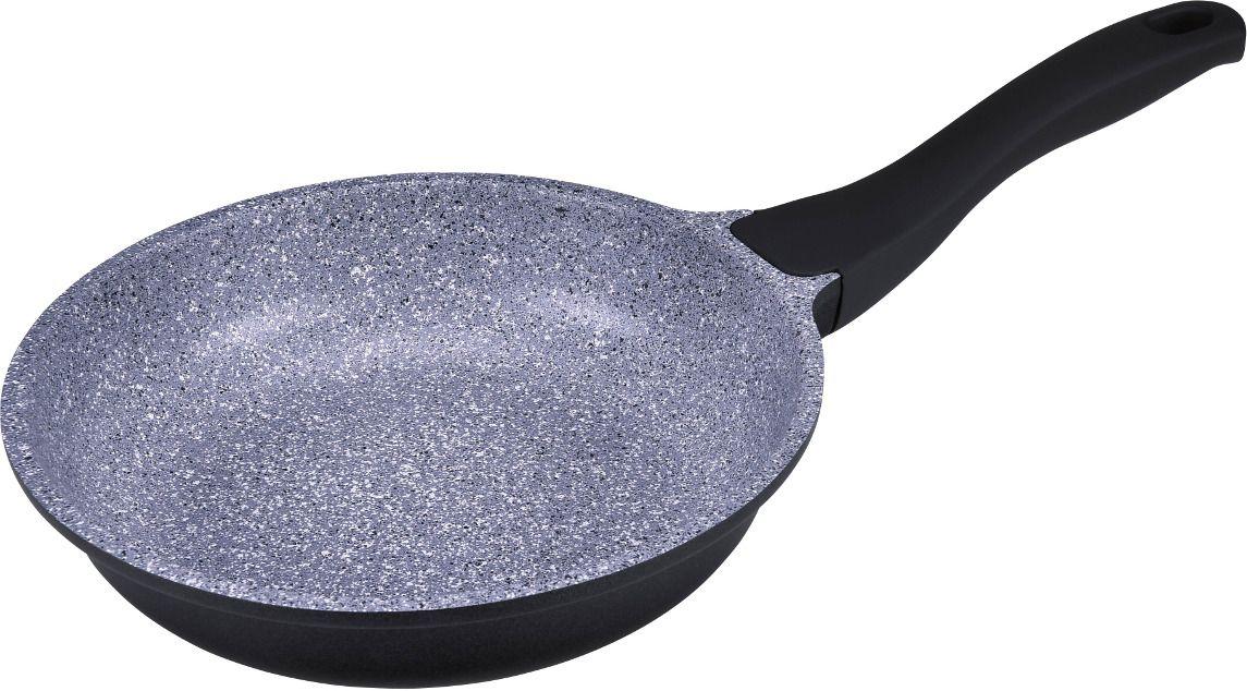 алюминиевая сковорода с особо прочным покрытием