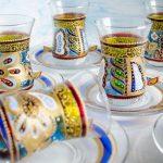 армуды стаканы для чая турецкие фото декора