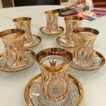 армуды стаканы для чая турецкие дизайн идеи