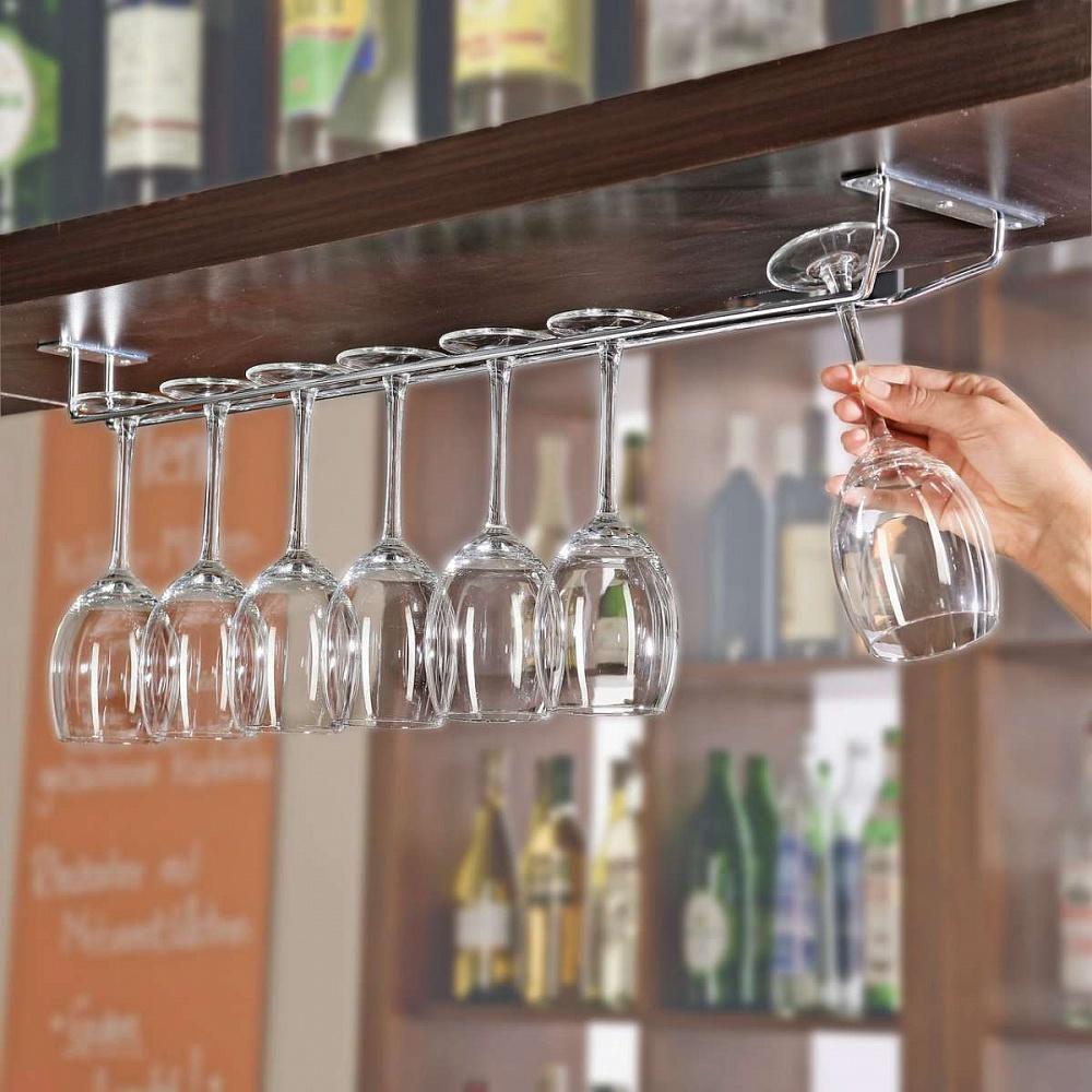 барный подвес для бокалов