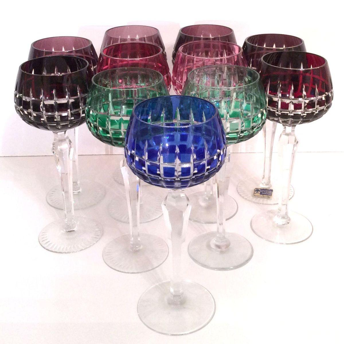 бокалы Lausitzer Glas