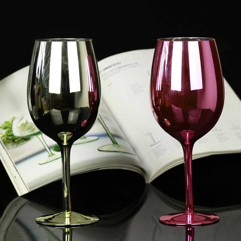 непрозрачные бокалы для вина