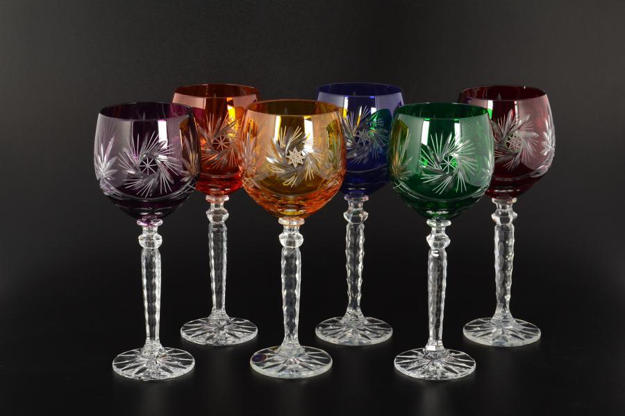 бокалы из хрусталя Ruckl Crystal