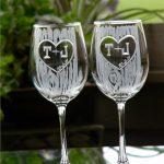 бокалы с гравировкой фото декора